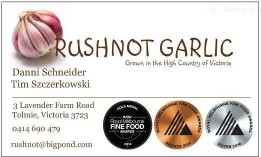 Rushnot Garlic