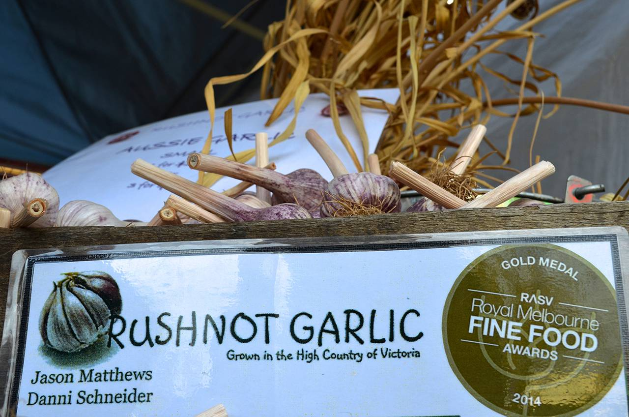 Rushnot Garlic